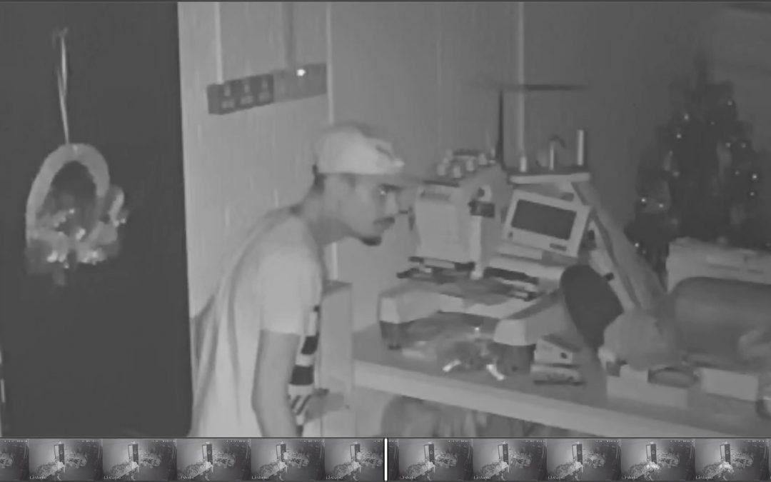 Burglar at Abundantia